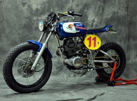 Yamaha SR250 8