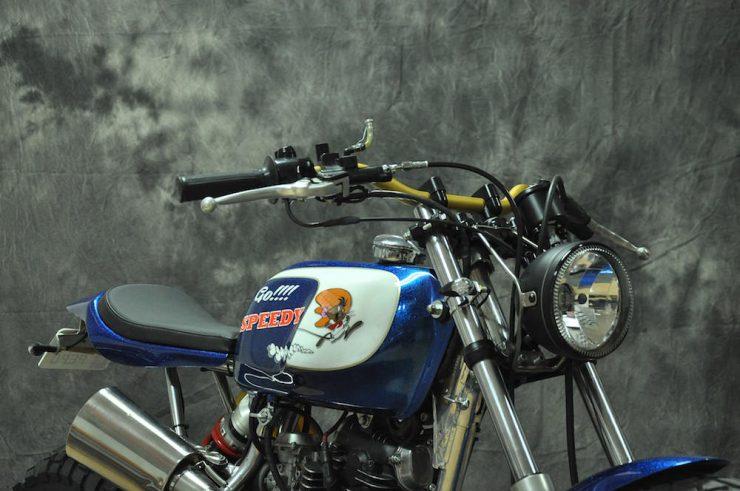 Yamaha SR250 9
