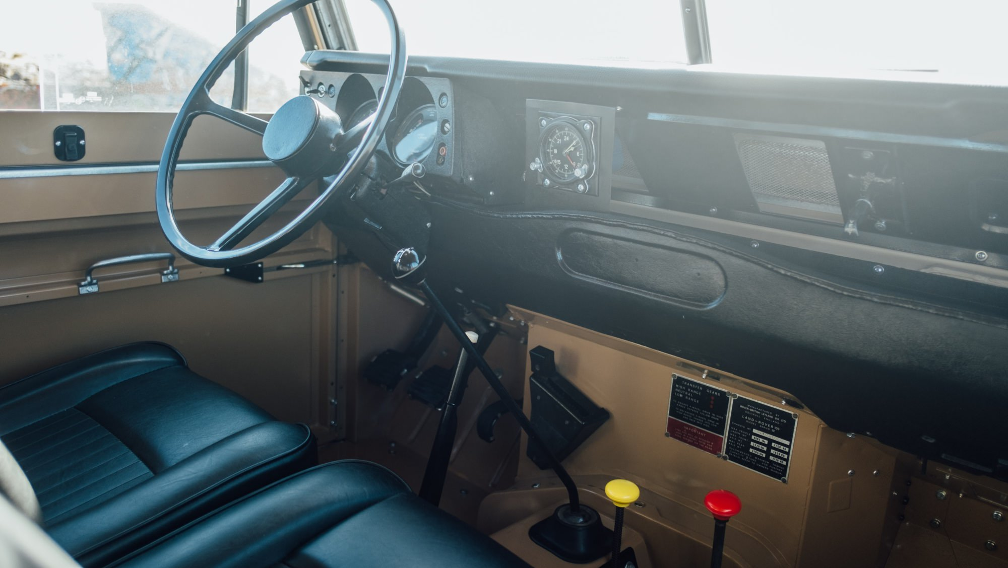 Land Rover Diesel >> Land Rover Series 3