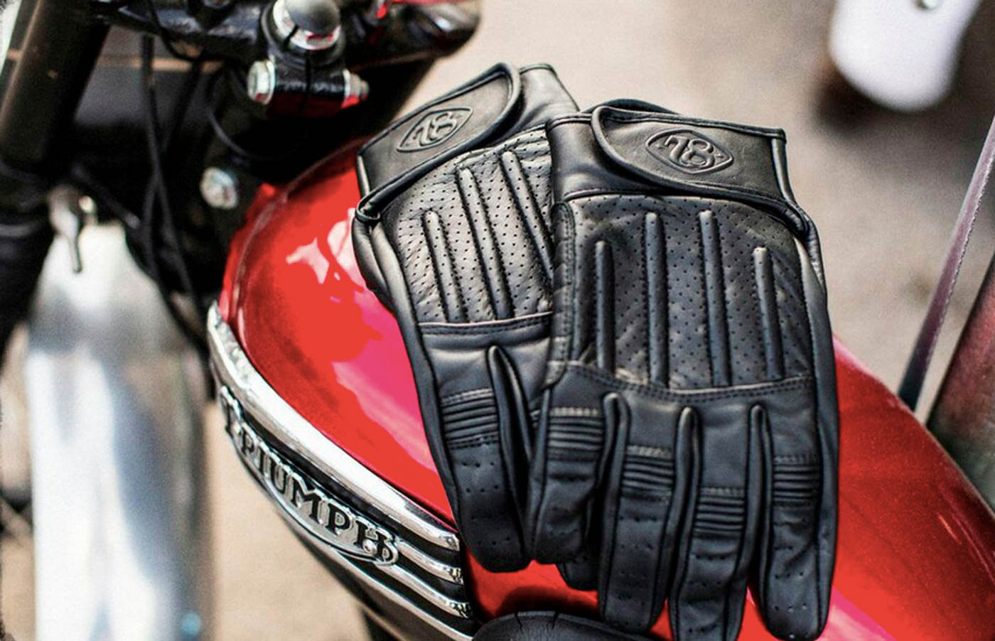 78 motor co sprint gloves. Black Bedroom Furniture Sets. Home Design Ideas