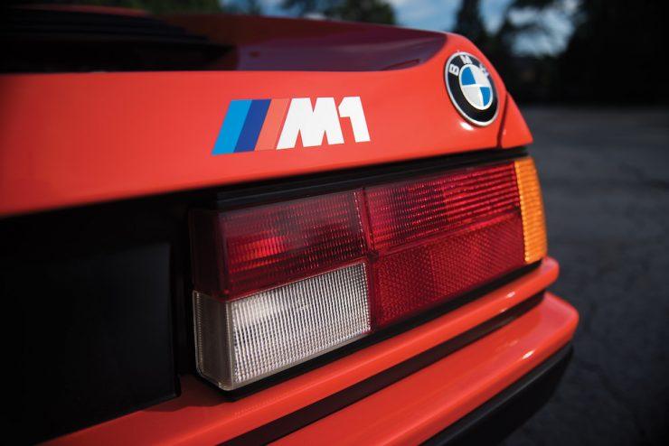 BMW M1 13
