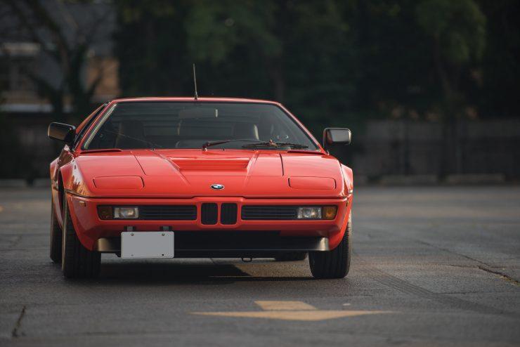 BMW M1 17