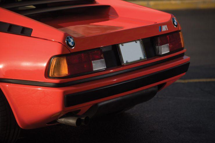 BMW M1 20