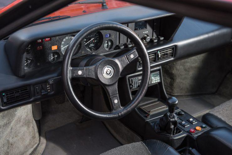 BMW M1 6