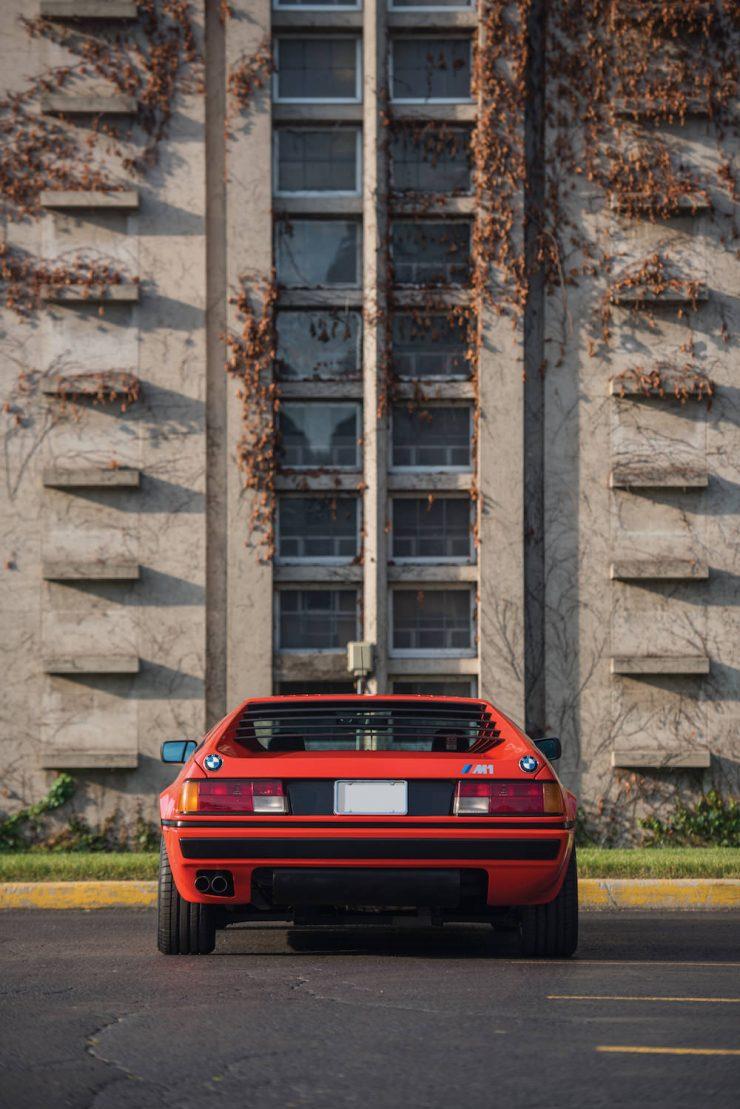 BMW M1 7