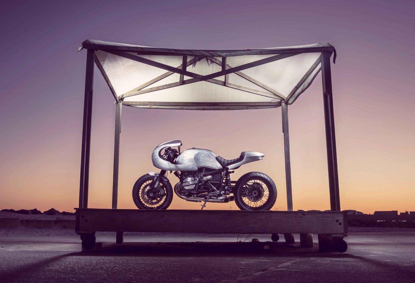 BMW R nineT Motorcycle 11 1600x1090 - BMW R nineT by Gasoline Motor Co.