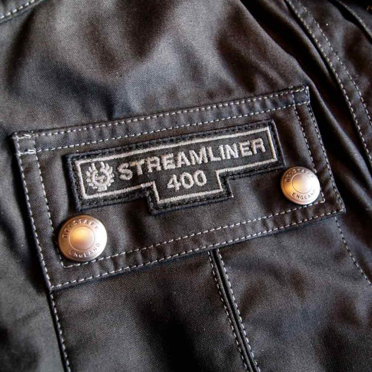 Belstaff Streamliner 400 Limited Edition Wax Jacket 2