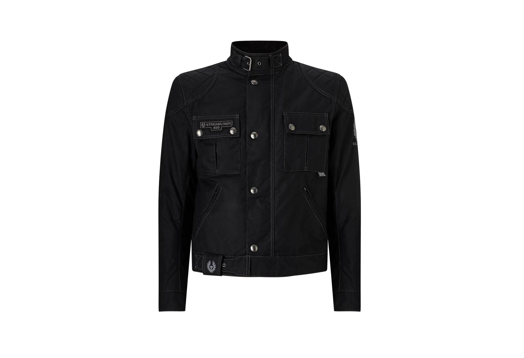 Belstaff Streamliner 400 Wax Jacket