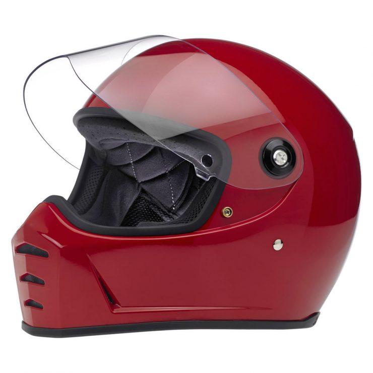 Biltwell Lane Splitter Helmet 1
