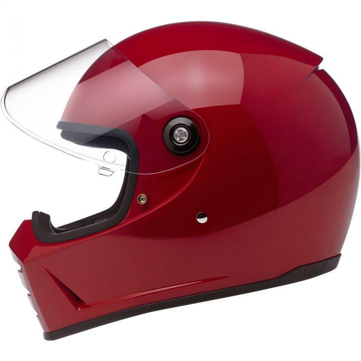 Biltwell Lane Splitter Helmet 2