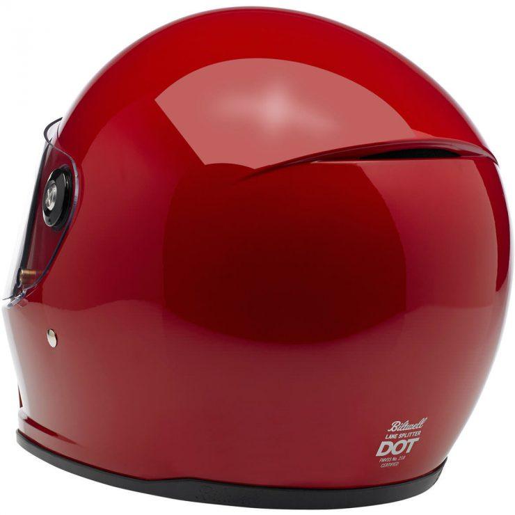 Biltwell Lane Splitter Helmet 3