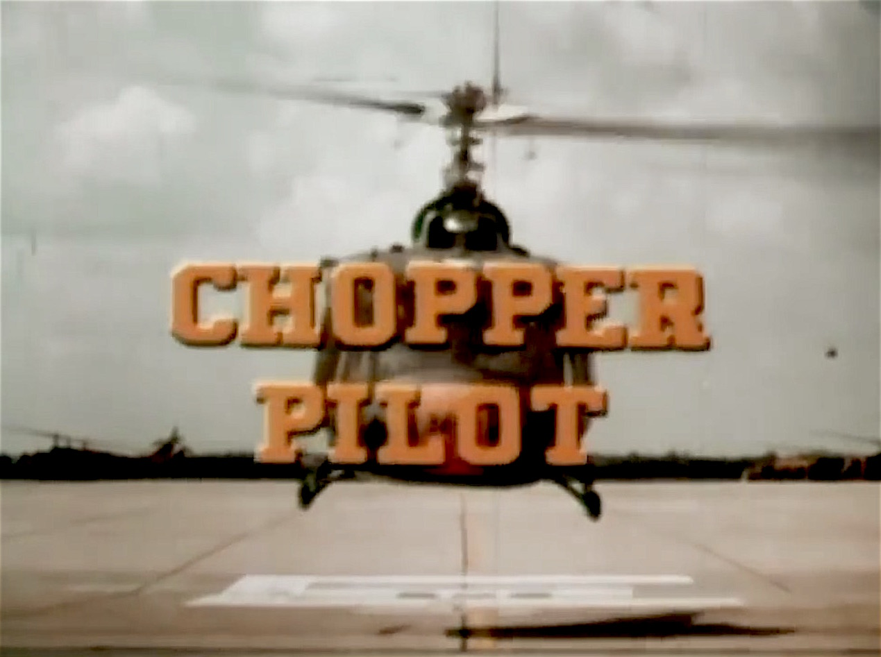 Ebay Motors Motorcycles >> Chopper Pilot: Learning To Fly A Helicopter