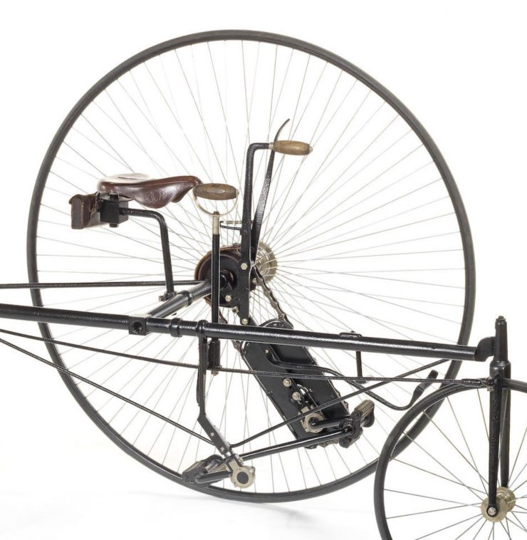 Coventry Rotary Tricycle 2