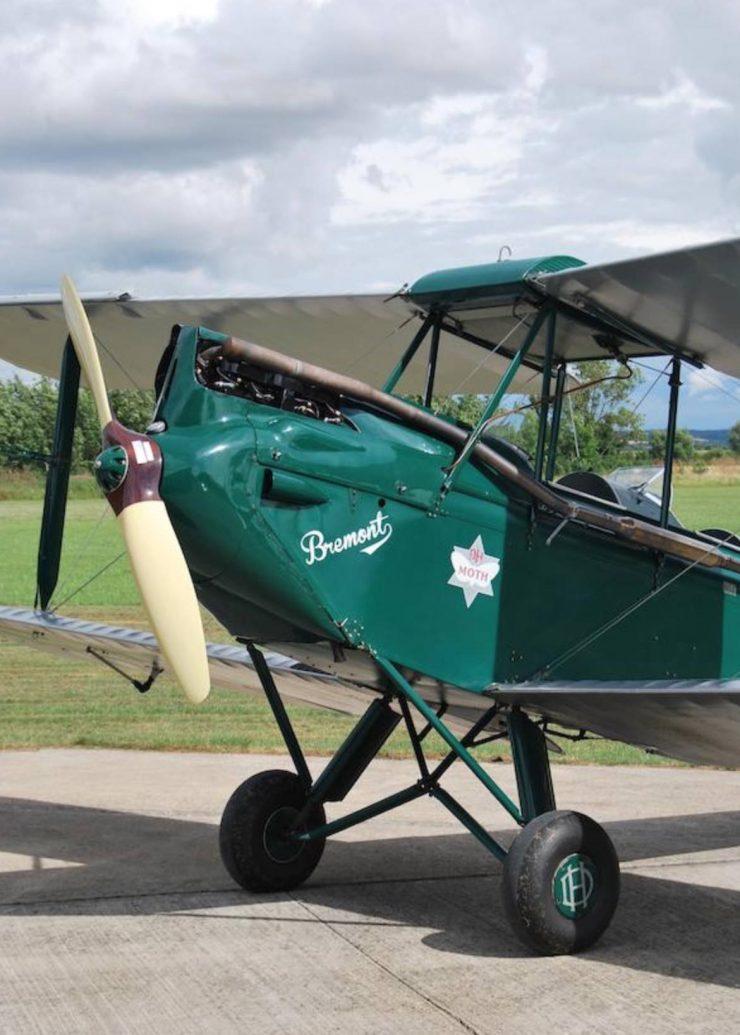 De Havilland Gipsy Moth 1