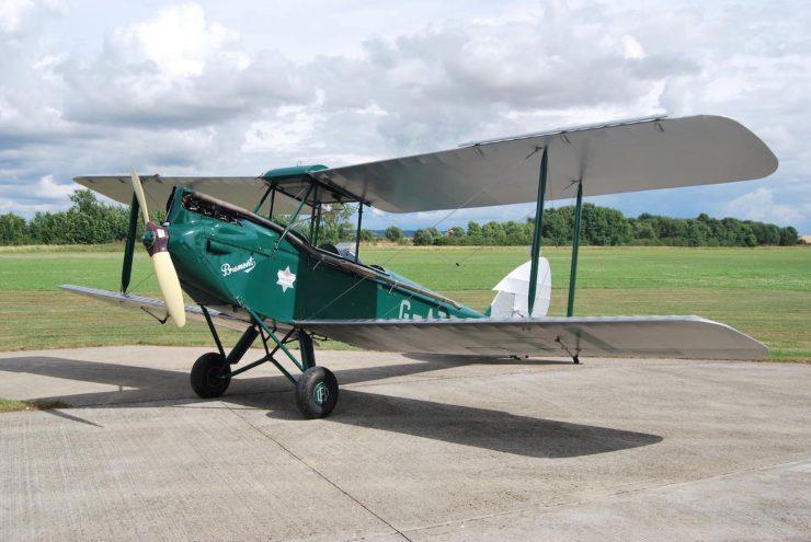 De Havilland Gipsy Moth 10