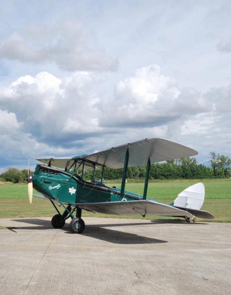 De Havilland Gipsy Moth 2