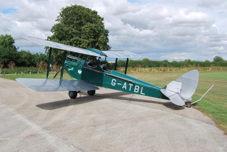 De Havilland Gipsy Moth 5