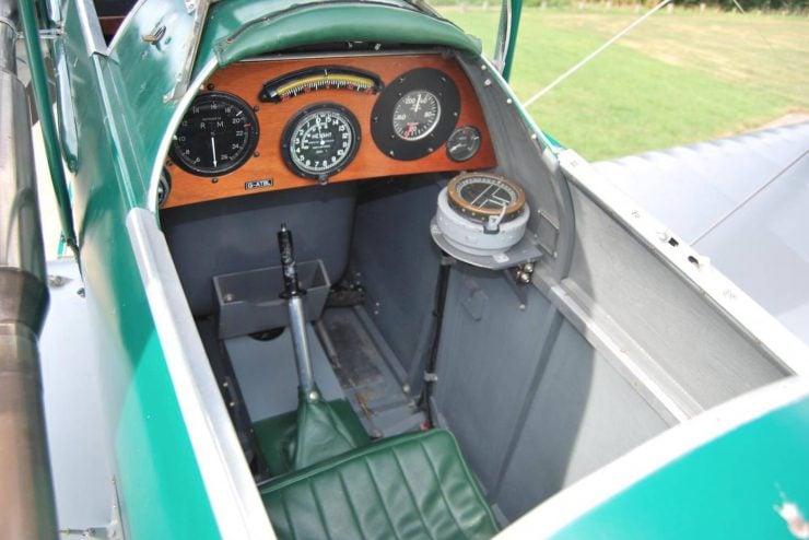 De Havilland Gipsy Moth 9