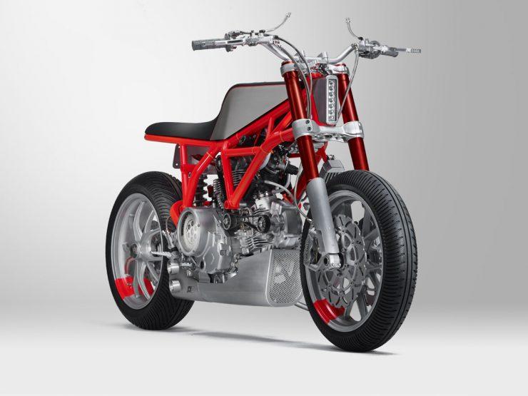Ducati Scrambler 12