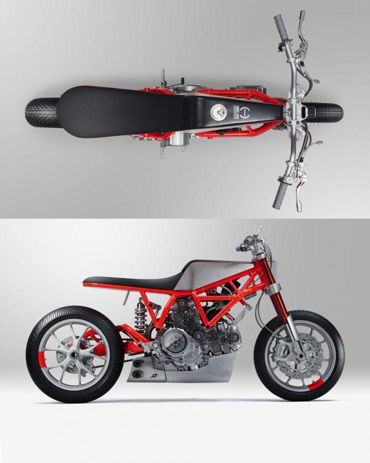 Ducati Scrambler 17