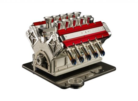 Espresso Veloce Coffee Maker 6 450x330 - Super Veloce V10 Espresso Maker