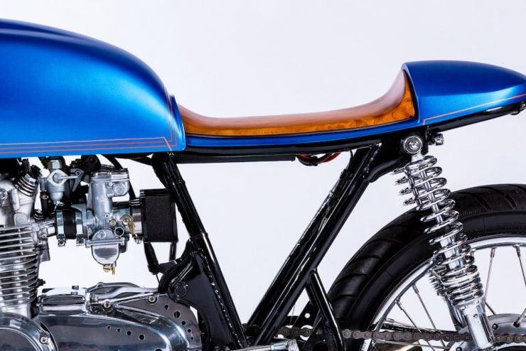Honda CB550 Motorcycle 10