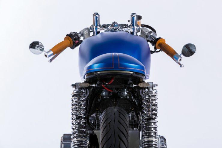 Honda CB550 Motorcycle 5