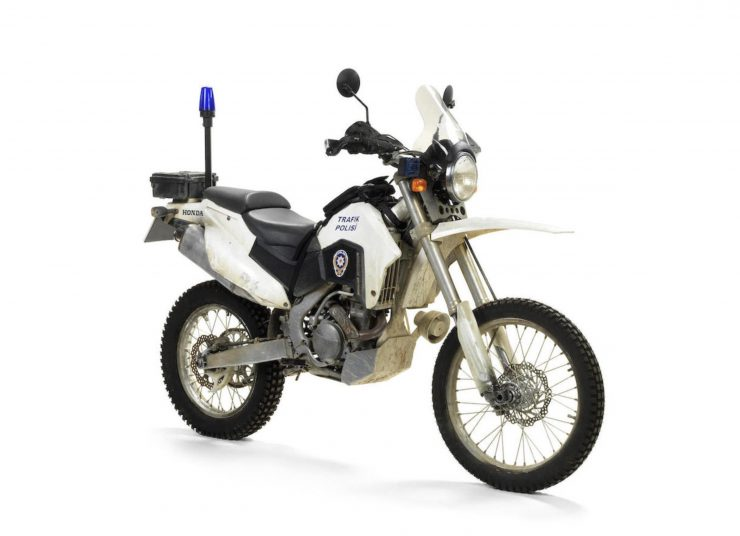 Honda CRF250R Motorcycle Skyfall James Bond 1