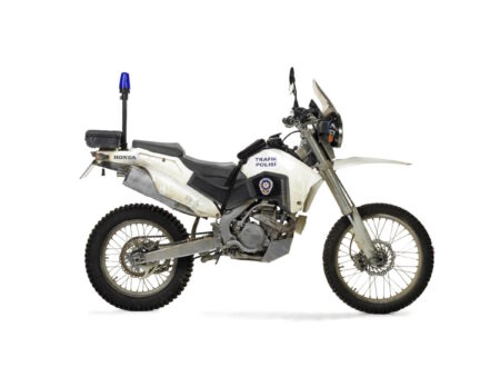 Honda CRF250R Motorcycle Skyfall James Bond 450x330