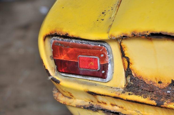 Iso Grifo Car 10