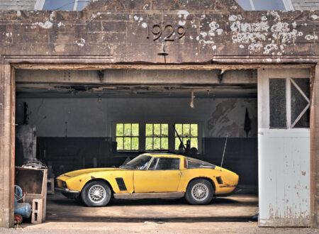 Iso Grifo Car 450x330 - Barn Find: 1967 Iso Grifo