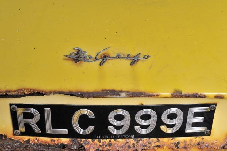 Iso Grifo Car 5