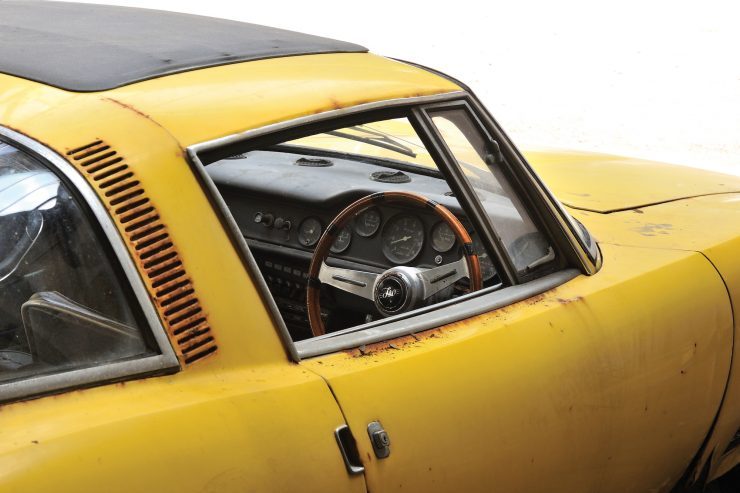 Iso Grifo Car 7