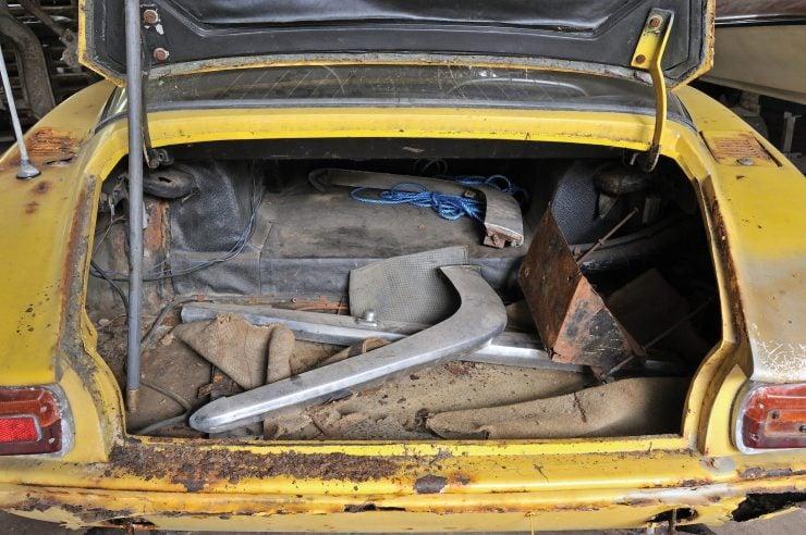 Iso Grifo Car 9