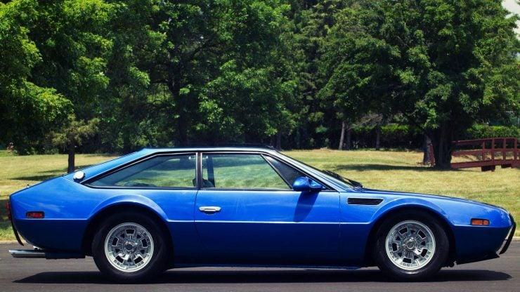 Lamborghini Jarama 1
