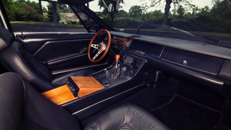 Lamborghini Jarama 4