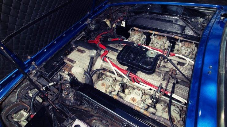 Lamborghini Jarama 5