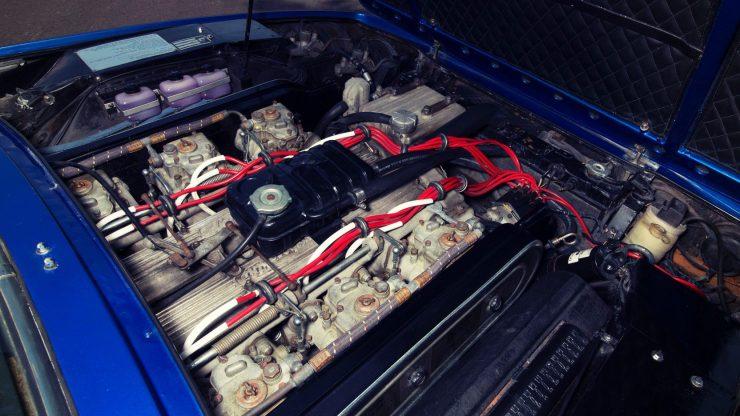 Lamborghini Jarama 6