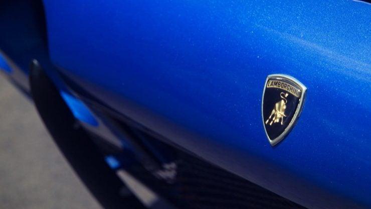 Lamborghini Jarama 8