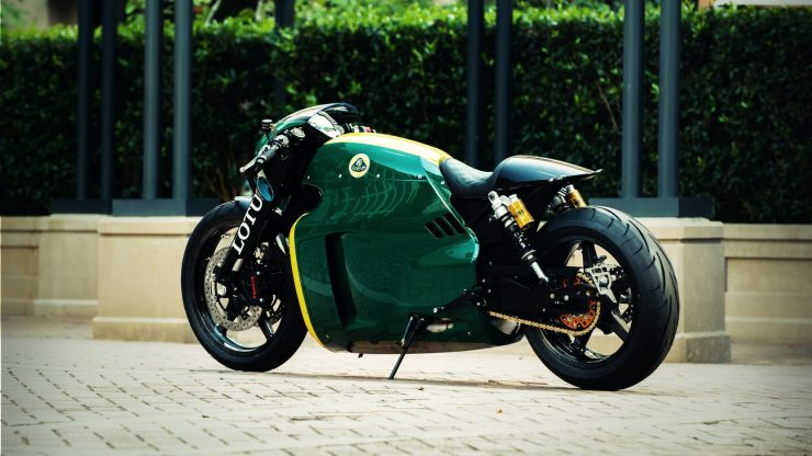 Lotus C-01 Motorcycle 2