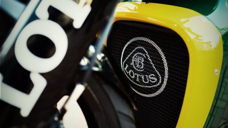 Lotus C-01 Motorcycle 5