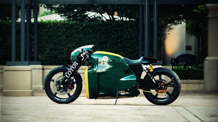 Lotus C-01 Motorcycle 6