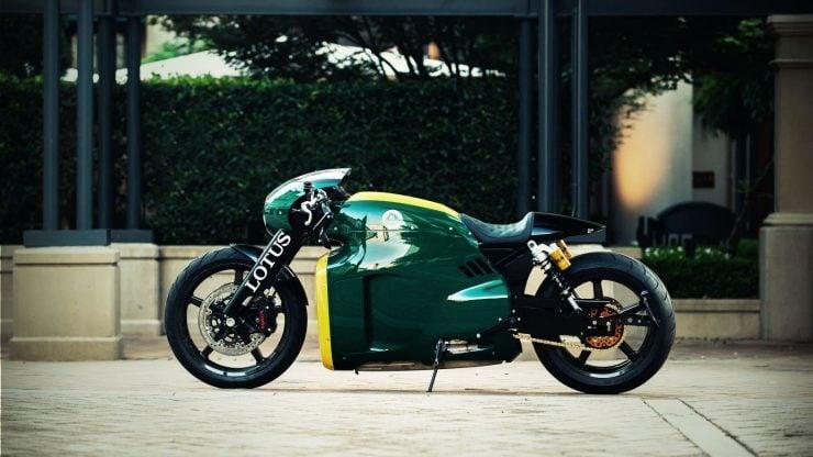 Lotus C-01 Motorcycle 6