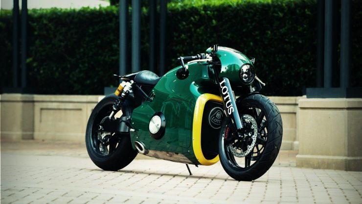 Lotus C-01 Motorcycle 9