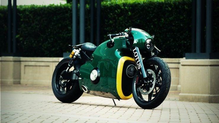 Lotus C-01 Motorcycle 9