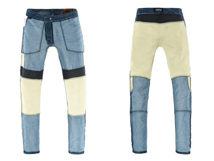 Pando Moto Karl Desert Motorcycle Jeans 1