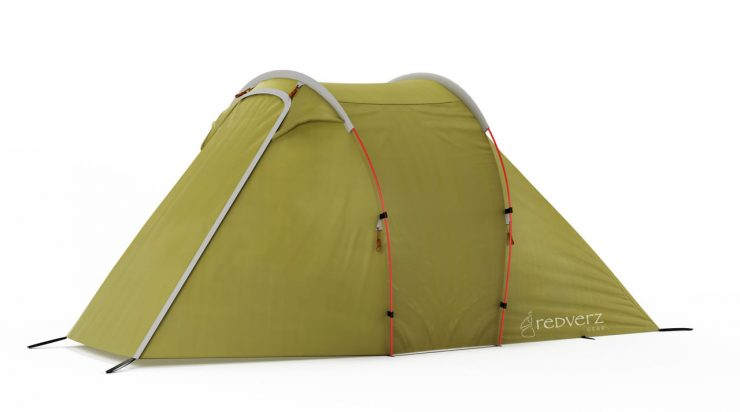 Redverz Solo Expedition Tent 1