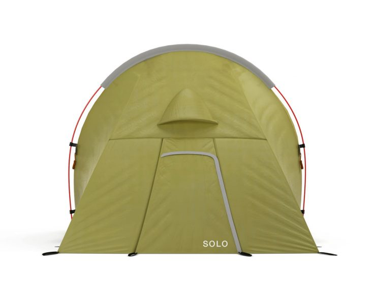 Redverz Solo Expedition Tent 10