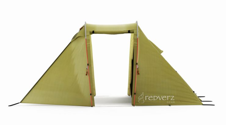 Redverz Solo Expedition Tent 3