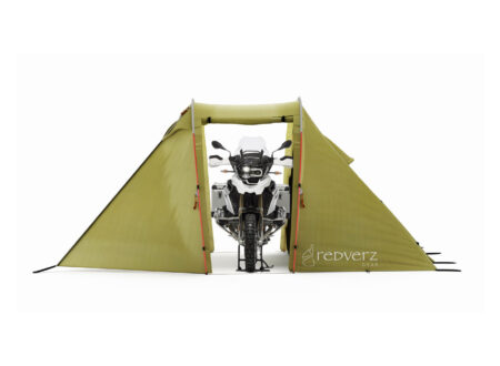 Redverz Solo Expedition Tent 4 450x330 - The Original Redverz Solo Motorcycle Expedition Tent